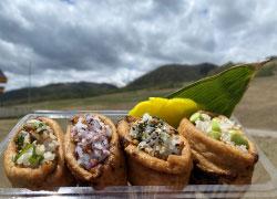オタリの炙り寿司の画像